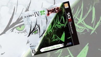 Shin Megami Tensei IV & FINAL Double Hero Pack Nintendo 3DS