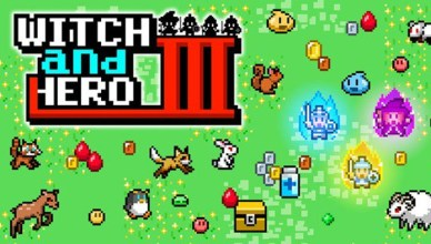 Witch and Hero III Nintendo 3DS