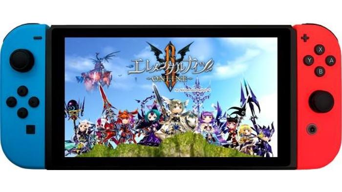 Elemental Knights Online Arriva su Nintendo Switch