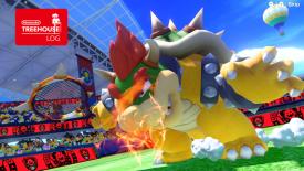 Mario Tennis Aces Nintendo Switch Personaggi Potenti