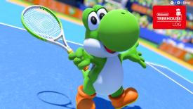 Mario Tennis Aces Nintendo Switch Personaggi Veloci