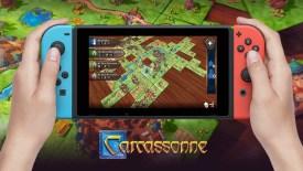 Carcassonne Nintendo Switch