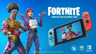 Fortnite Nintendo Switch