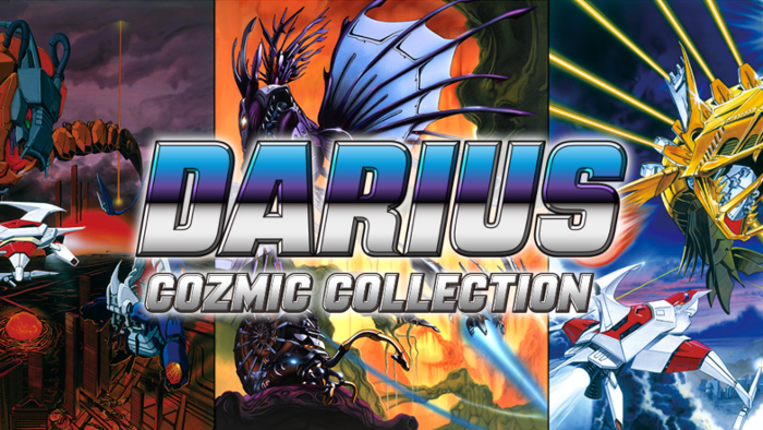 Trailer di Darius Cozmic Collection