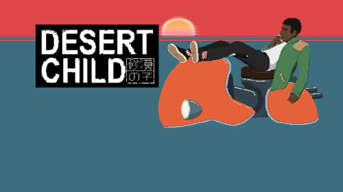 Desert Child Nintendo Switch