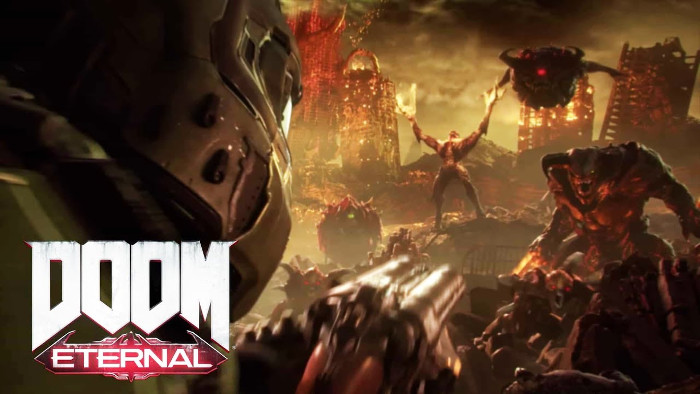Doom Eternal Arriverà su Nintendo Switch