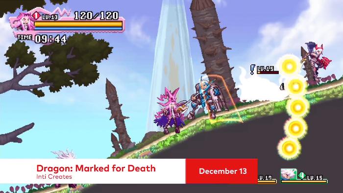 Dragon: Marked for Death Arriva a Dicembre su Nintendo Switch