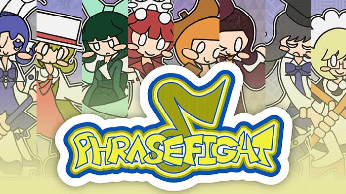 Combatti a Ritmo di Musica con Phrasefight per Nintendo Switch