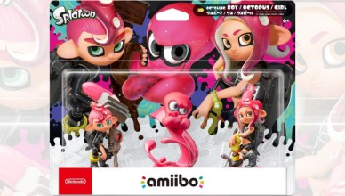 Splatoon 2 Amiibo Octoling Nintendo Switch