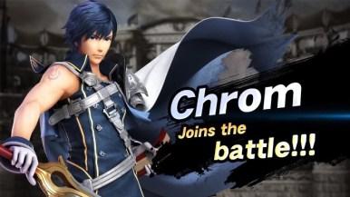 Super Smash Bros. Ultimate Nintendo Switch Chrom