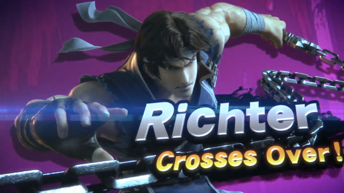 Super Smash Bros. Ultimate Nintendo Switch Richter