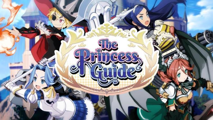 Un Trailer Mostra i 4 Personaggi di The Princess Guide