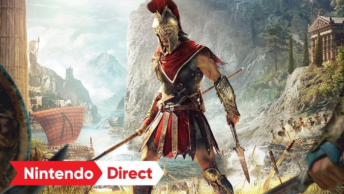 Assassin's Creed Odyssey – Cloud Version Annunciato per Nintendo Switch Giapponesi