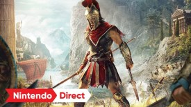 Assassin's Creed Odyssey Cloud Version Nintendo Switch