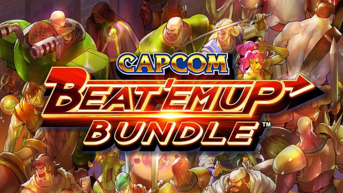 Capcom Beat 'Em Up Bundle Nintendo Switch