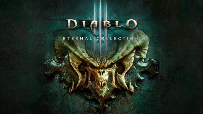 Novità su Diablo III: Eternal Collection