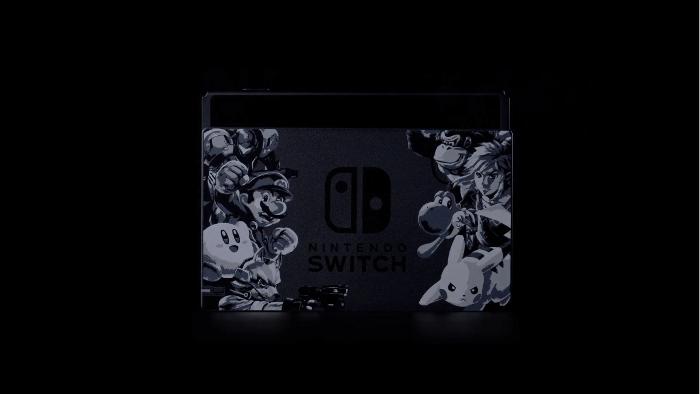 Bundle di Nintendo Switch per Super Smash Bros. Ultimate