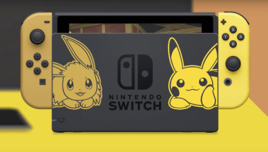 Pokémon Nintendo Switch Bundle