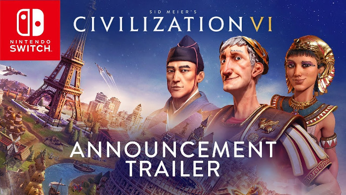 Sid Meier's Civilization VI Supporta il Multiplayer Locale