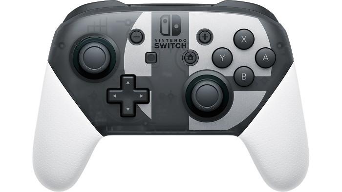 Presentato il Super Smash Bros. Ultimate Edition Switch Pro Controller