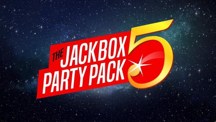 Jackbox Party Pack 5 ad Ottobre su Nintendo Switch