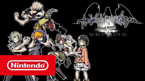The World Ends with You Final Remix Nintnendo Switch