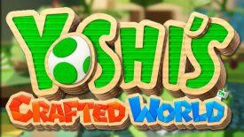 Yoshi's Crafted World Nintendo Switch