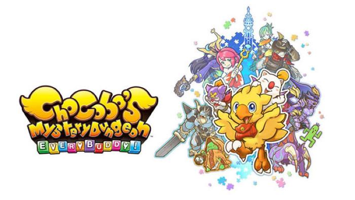 Trailer e Gameplay i Chocobo's Mystery Dungeon: Every Buddy!