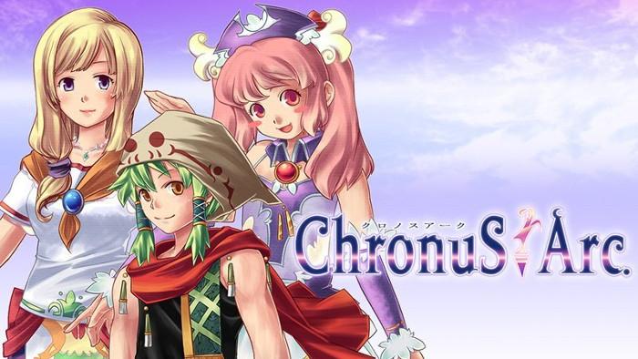 Chronus Arc Arriverà su Nintendo Switch a Novembre