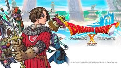 Dragon Quest X Nintendo Switch Nintendo Wii U Nintendo 3DS