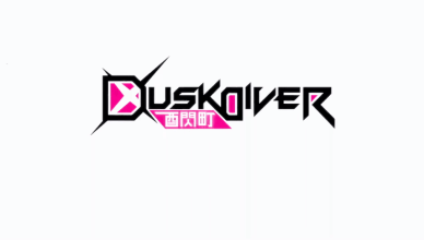 Dusk diver Nintendo Switch