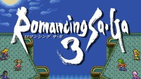 Romancing SaGa 3 Nintendo Switch