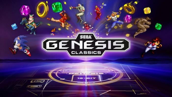 Sega Mega Drive Classics Arriva su Nintendo Switch