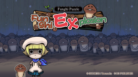 Funghi Puzzle Funghi Explosion Nintendo Switch
