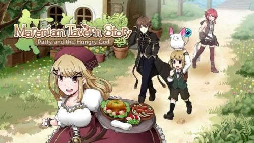 Marenian Tavern Story Patty and the Hungry God Nintendo Switch