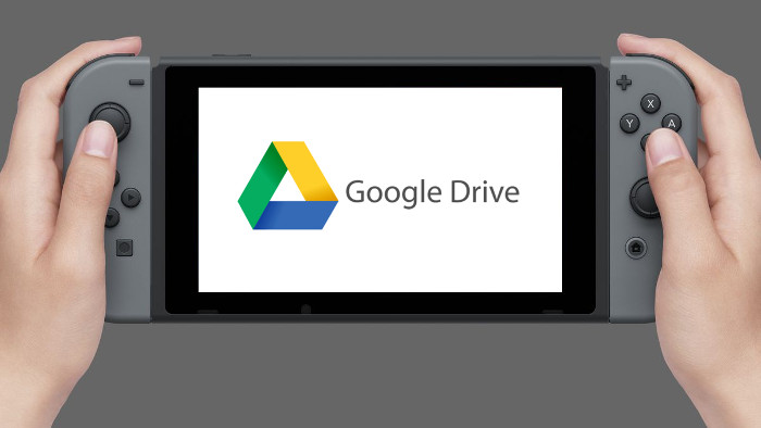 Streaming Video su Nintendo Switch Tramite Google Drive