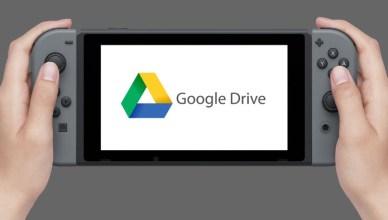 Streaming Video su Nintendo Switch google drive google apps
