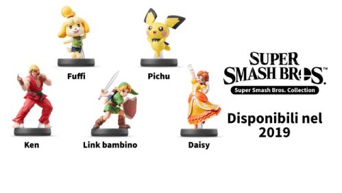 Super Smash Bros. Ultimate Nintendo Switch Amiibo