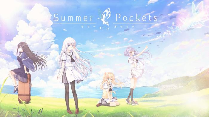 Data di Uscita Giapponese di Summer Pockets