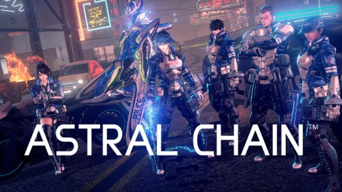 Astral Chain Nintendo Switch