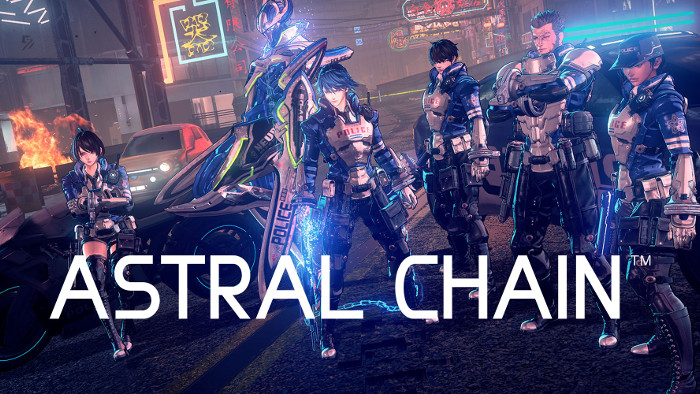 Presentato Astral Chain per Nintendo Switch