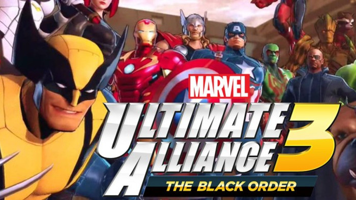 Marvel Ultimate Alliance 3 The Black Order Annunciato per Nintendo Switch