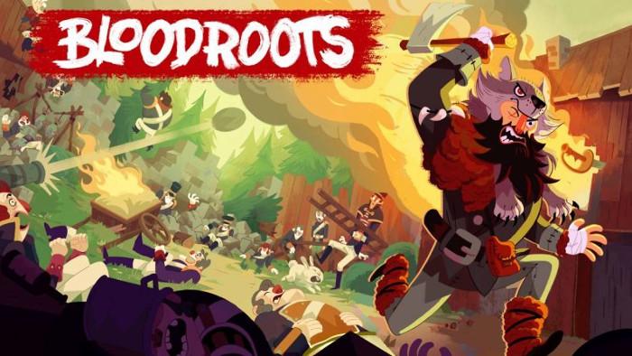 Bloodroots Annunciato per Nintendo Switch