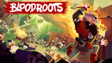 Bloodroots Nintendo Switch