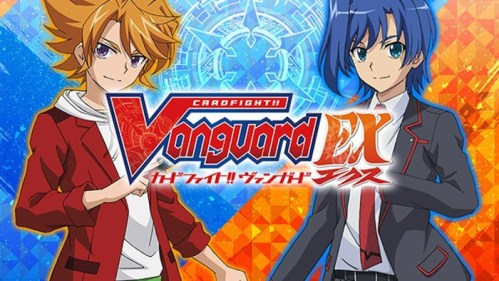 Cardfight!! Vanguard EX Nintendo Switch
