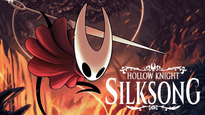 Hollow Knight Silksong Nintendo Switch