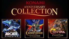 Konami Anniversary Collection Arcade Classics Nintendo Switch