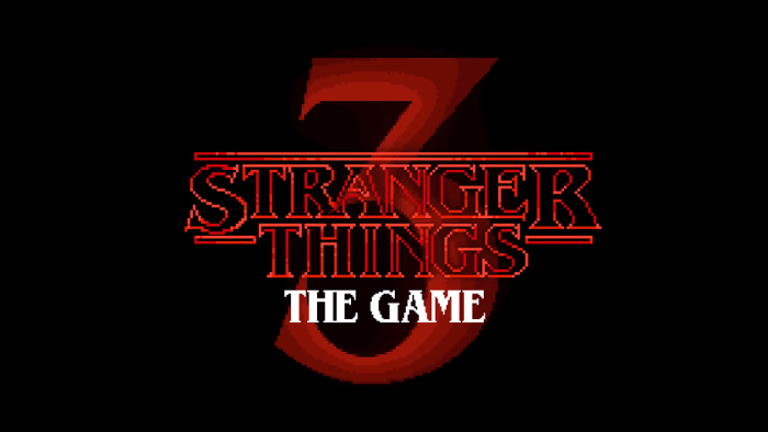 Stranger Things 3 Annunciato per Nintendo Switch