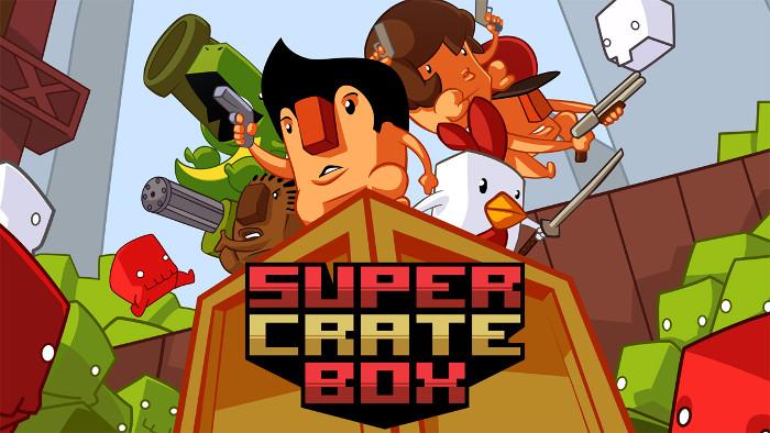 Super Create Box su Nintendo Switch ad Aprile