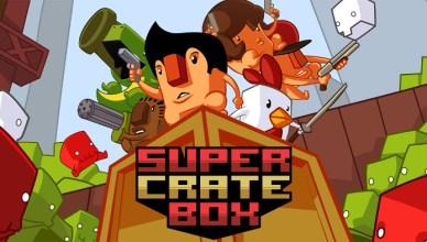 Super Crate Box Nintendo Switch